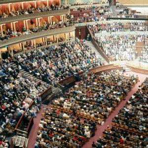 Bahai geschiedenis - Royal Albert Hall