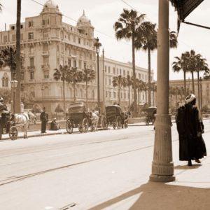 Bahai geschiedenis - Alexandrië