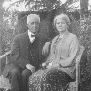 Bahai geschiedenis - Clara en Hyde Dunn