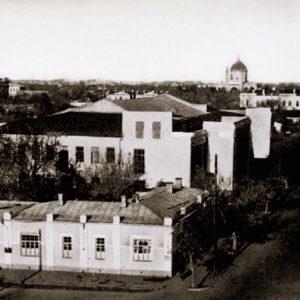 Bahai geschiedenis - Asjchabad - Turkmenistan