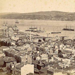 Bahai geschiedenis - Constantinopel (Istanbul)