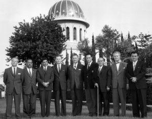 Eerste Universele Huis van Gerechtigheid (1963)