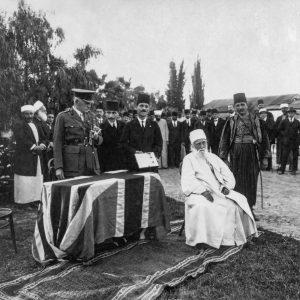 Bahai geschiedenis - Haifa