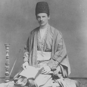 Bahai geschiedenis - professor Edward G. Browne