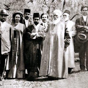Bahai geschiedenis - Lake Mohonk Peace Conference