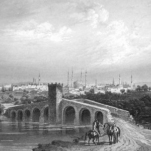 Bahai geschiedenis - Edirne (Adrianopel)