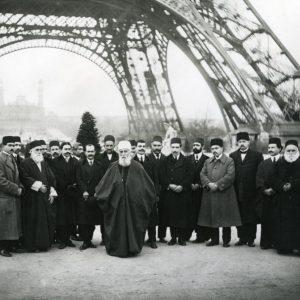 Bahai geschiedenis - Parijs