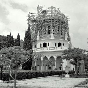 Bahai geschiedenis - Mausoleum van de Báb
