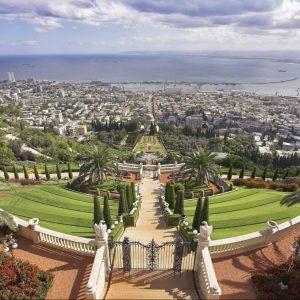 bahá'í geschiedenis - Haifa
