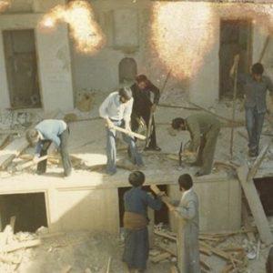 Bahai geschiedenis - het huis van de Báb in Shiraz