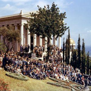 Bahai geschiedenis - Eerste Internationale Conventie