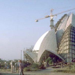 Bahai geschiedenis - New Delhi, India