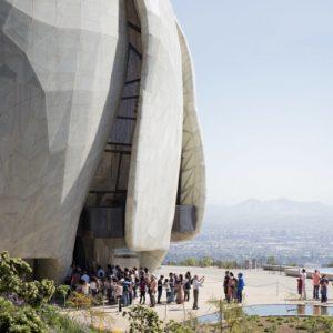 baha'i geschiedenis - Santiago Chili
