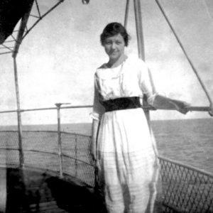 Bahai geschiedenis - Leonora Holsapple