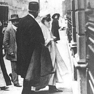 'Abdu'l-Bahá Londen