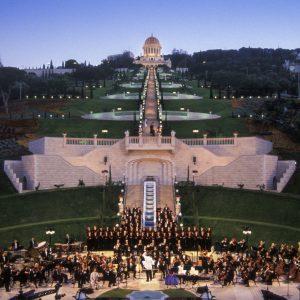 Baha'i geschiedenis - Haifa