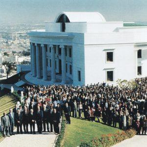 Bahai geschiedenis - Continentale Colleges van Raadgevers