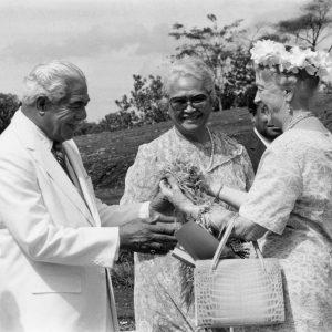 Bahai geschiedenis - Koning Tanumafili II