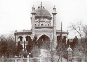 Huis van Aanbidding Asjchabad