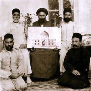Huis van Aanbidding in Asjchabad