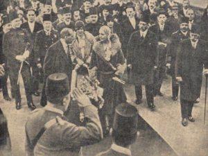 Koningin Marie van Roemenië