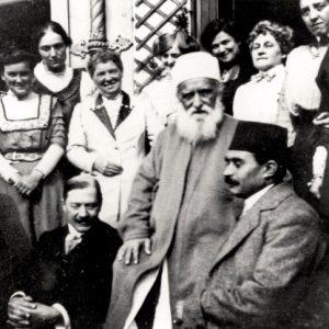 'Abdu'l-Bahá in het Verenigd Koninkrijk
