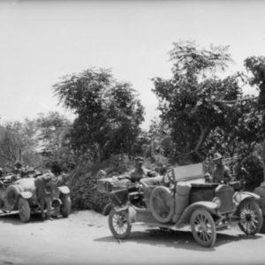 Australian Flying Corps fotografeert Haifa