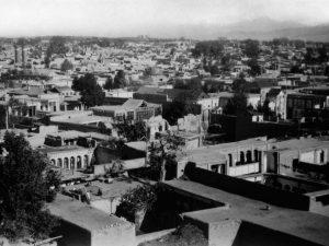 De vroege jaren van Husayn-'Ali