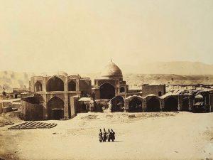 Zanjan eind 19de eeuw