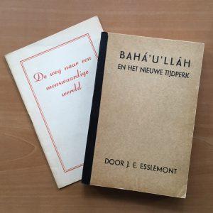 Bahai Geschiedenis Nederland