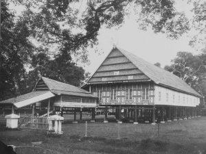 Paleis van de vorstin van Boné