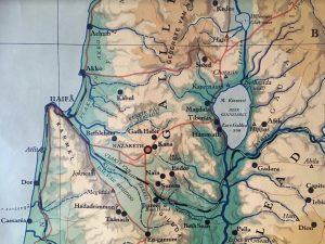 Haifa en Tiberias