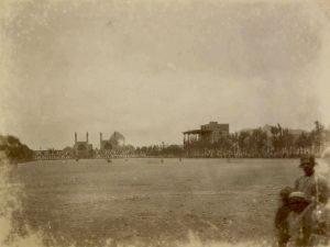 Koningsplein in Isfahan